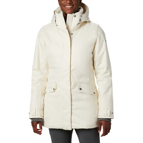 Columbia Pine Bridge Jacket Women chalk